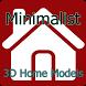 Minimalist 3D Home Models by anakkupang