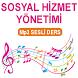 SOSYAL HİZMET YÖN.SESLİ DERS by Ses.Listen