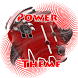 Claws Poweramp Skin by My skin for com.maxmpz.audioplayer.skin