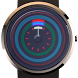Color Glow Watch Face by Best Watch Faces