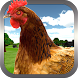 Crazy Chicken Simulator 3D by Bubble Fish Games - Action & Simulator Fun