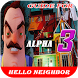 Tips Hello Neighbor Alpha 3 by apps.games4all