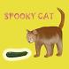 Spooky Cat by malakasam