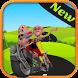 Motu bike Patlu race games by Dbouz
