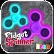 Fidget Hand Spiner Neon by Alphayos