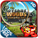 Cottage in Woods Hidden Object by PlayHOG