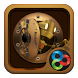 Steam Punk Go Launcher Theme by ZT.art