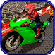 Superhero Bike Stunts Racing 3D by Mind Game Productions