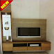 Design of the best television rack furniture