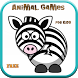 Animal Games for Kids by Chaulky Town Apps