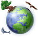 Planet Earth 3D Live Wallpaper by linxmap