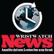 Wristwatch News by Zealous Web Design