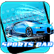 Faster Sports Car Keyboard Theme