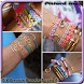 easy bracelet tutorials by Pitlord