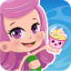 Bubble cupcakes guppies by Princess games for kids
