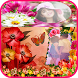 Flower Photo Frame 2017 by digital app labz