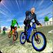 Spider Hero Bicycle Stunt Racing Adventure by MegaByte Studios - 3D Shooting & Simulation Games