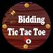 Bidding Tic Tac Toe - Brain Refreshing Game