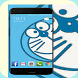 Doraemon Wallpaper by Antidimentia