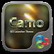 (FREE) Camo GO Launcher Theme by ZT.art