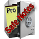 Safe Notes Pro Secure NotePad by YouGoSoft.com