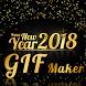 New Year 2018 GIF Maker by Kshatriya Developers