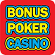 Bonus Poker Casino Video Poker by Lucky Jackpot Casino