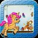 little unicorn pony free apps by Sky Dancer Studio