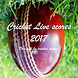Cricket Live Scores Info 2017 by RN KUMAR