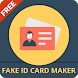 Fake ID card Maker& Generator