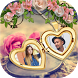 Love Locket Photo Frame by Photo Editing Lab