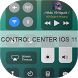 Control Center style Ápplé OS11 - iControl 11 Free by Young Bin