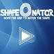 shapeOnator - Match the Shape by eWintermeyer