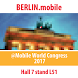 Berlin.mobile@MWC 2017 by TouchingCode