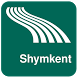 Shymkent Map offline by iniCall.com