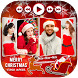 Christmas Slideshow with Music by Video Mixer Video Editor