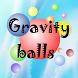 Gravity balls by Teymur Gamidov
