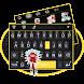 Bright Black Theme&Emoji Keyboard by Fun Emoji Theme Creator