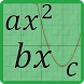 Quadratic Equation Solver by K. Dev