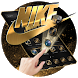 Golden Black Deluxe Nike Theme