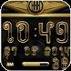 Digi Clock Widget Ark by Maystarwerk Clocks & Themes Vol.1