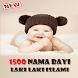 1500 Nama Bayi Laki Laki Islami