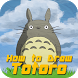 How To Draw Totoro by Sincerity
