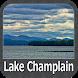 Lake Champlain Gps Navigator by FLYTOMAP