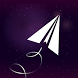 Paper Plane in Space | Endless Tapper Jumping by AIOS Apps