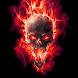 Hells Skull Live wallpaper by CM Launcher Live Wallpaper