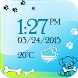 Puppy Digital Weather Clock by The World of Digital Clocks