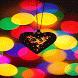 Black Heart Locket LWP by Daksh Apps