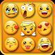 Colorful Galaxy Emoji by Emoji Smart Daveloper