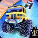 Monster Slider: Waterslide Monster Truck Racing 17